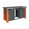 Верстак двухтумбовый Toollbox ТВР1500(ТВ0-ТВ0)