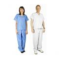 Комплект антистатической одежды unisex EZ-CX100 (сорочка+брюки)