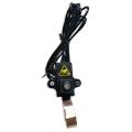210320.Black Гарнитура для заземления ESD напольных покрытий