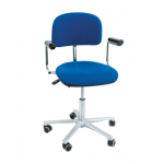 Антистатический лабораторный стул VIKING КТ 201 ESD