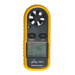 Цифровой влагостойкий термоанемометр Аэротема ВМ816