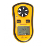 Цифровой карманный термоанемометр Аэротема ВМ8908