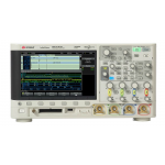 Осциллограф цифровой Keysight DSOX3014A