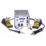 Многофункциональная трехканальная паяльная станция PACE MBT 301E с паяльником PS-90 и вакуумным паяльником SX-100