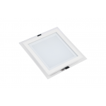 Панель Downlight Glass квадратная 200