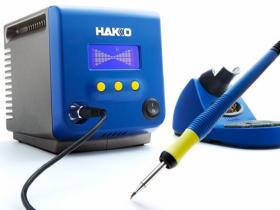 Индукционная цифровая антистатическая паяльная станция Hakko FX-100