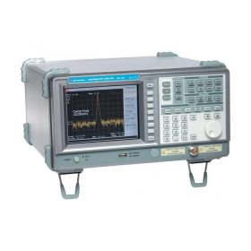 Анализатор спектра АКТАКОМ АКС-1301BT