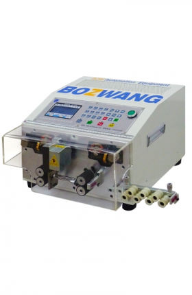 Машины мерной резки и зачистки провода Bozwang BZW-882D
