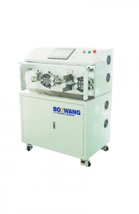 Машины мерной резки и зачистки провода Bozwang BZW-882DH-70