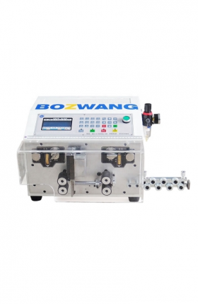 Машины мерной резки и зачистки провода Bozwang BZW-882DH