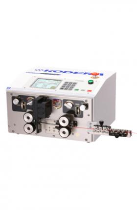 Машина мерной резки и зачистки провода 0,08-10 мм2 Kodera C371A